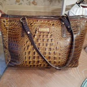 Green Brahmin Bag